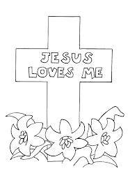 Coloring Pages Jesus Love Me Coloring Page Loves With Pdf Jesus