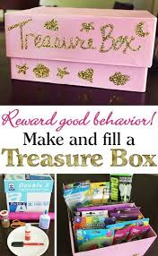 Make A Treasure Box Positive Behavior Tricks You Can Learn