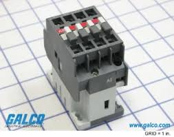 a abb ac non reversing iec contactors galco package image