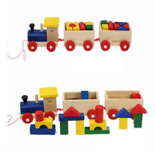full size of shocking wooden toys fors photo concept children train pull along loaded with blocks