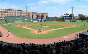 Fluor Field At The West End Greenville Drive Stadium Journey