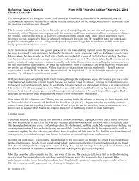 essays examples english high school essay format also paper essay  science argumentative essay topics reflection essays sample good high school sample personal reflection essay golvslipning word template reflection essays
