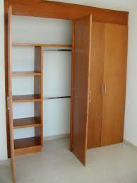 19 ideas de closets de madera para que te los haga el carpintero ya 15