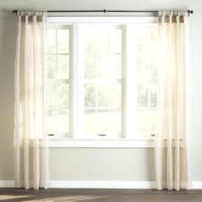 window curtain holdback placement best tie backs