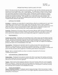 Correctional Officer Cover Letter Example For Job Application Best