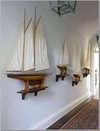 brilliant sailboat wall decor of new nautical ideas art
