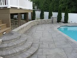 modern concrete patio designs. Stamped Concrete Patterns Patio Slate Phipps Polished Backyard Ideas Decorative Images Best Decorating Amazing Interior Design Modern Designs M