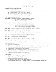 Doc Secretary Resume Examples Chronological Resume Sample Customer Service  Resume Administration CV template examples resumes cv