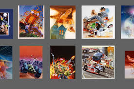 Collage For Game Design The Art Of Atari A Celebration Of Game Packagings Golden