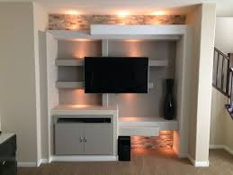 drywall entertainment center unique 24 best furniture images on