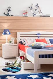Quality Childrens Bedroom Furniture High Quality Solid Wood Bed Desk Wardrobe Girls Room Furniture