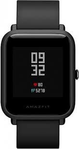 Купить <b>Умные часы Xiaomi Huami Amazfit</b> Bip, черные по лучшей ...