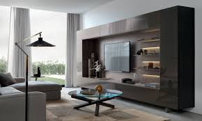shelving furniture living room. Contemporary Modern Media Tv Hi Fi Home Entertainment Furniture Shown In Canaletto Walnut And Visone Gloss Lacquer Shelving Living Room I