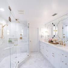 frameless glass shower surround