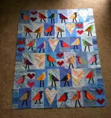 Best 25+ Bird quilt blocks ideas on Pinterest   Bird quilt, Paper ... & Best 25+ Bird quilt blocks ideas on Pinterest   Bird quilt, Paper piecing  and Quilt blocks Adamdwight.com