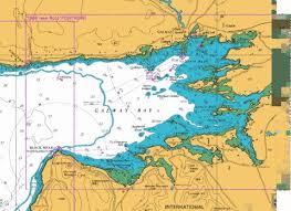International Nautical Charts Galway Bay Marine Chart 1984_0 Nautical Charts App