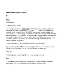 36 Reference Letter Examples Samples Pdf Doc Examples