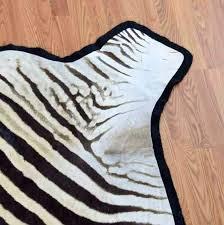 zebra rugs for zebra skin rugs for zebra bathroom rugs for