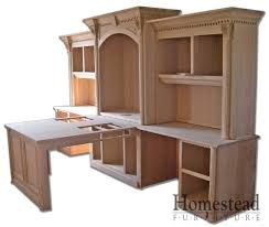 custom desks for home office. custom built hardwood furniture by homestead desks for home office s