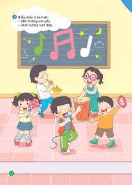 Sách Âm Nhạc 1 – SGK Cùng Học Để Phát Triển Năng Lực