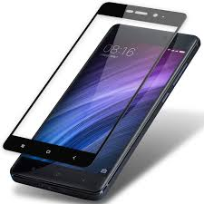 xiaomi redmi 4 redmi 4 pro full coverage tempered glass screen protector with clean wipe easy iinstalled