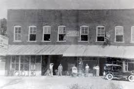 Benson Ford House Benson Building
