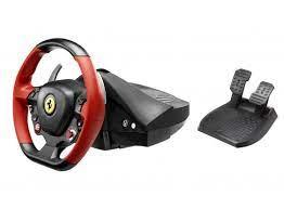 Ferrari 458 Spider Racing Wheel Lenkrad Xbox One Thrustmaster