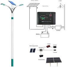 Solar LED Street Light Bhubaneswar  Solar LED Street Lighting Solar System Street Light