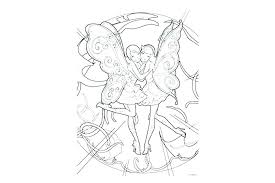 Fashion Coloring Pages Barbie For Mermaid Free Conferperuinfo