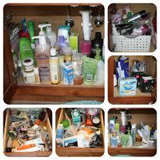 Bathroom Cabinet Organizer Operation Organizing The Bathroom Cabinets Bathroom Cabinet