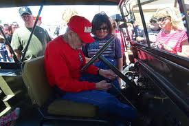Restored jeep completes two-decade project for retired Marine ...