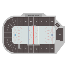 Tickets Western Michigan Broncos Hockey Vs Colorado