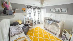 Baby Room Ideas Neutral Grey And Yellow
