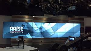 Small Picture News ARISE NEWS global TV network uses Ventuz software for