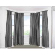 Bow Window Curtain Rods 22715 Bow Window Curtain Rods Rooms