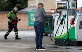 chaos in the uk pumps dry cines