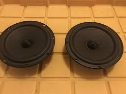 Digital Designs 6 5 Components Nos Digital Designs Ddcs 6 5 Mids 200 Rms Speakers Dd Audio Car Components