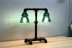 diy glass insulator pendant light glass insulator pendant lights