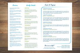 Templates For Church Programs Free Church Bulletin Templates Customize In Microsoft Word