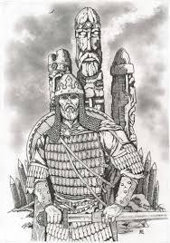 бумажникъ велес и кю языческий мифология и викинги