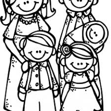 Small Picture Christian Family Coloring Pages