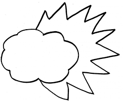 Small Picture Coloring Pages Cloud Coloring Pages Coloring Pages To Download
