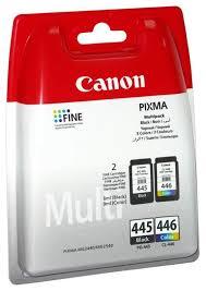 <b>Картридж Canon PG</b>-<b>445</b>/<b>CL</b>-<b>446</b> для MG2440/2540 черный ...