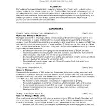 Sample Resume Objectives resume Restaurant Resume Objective Assistant Manager Restaurant 96