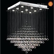 chandeliers led crystal chandelier modern led crystal pendant lamp first level crystal chandelier for living