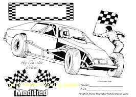 Race Car Coloring Page Coloring Page Race Car Coloring Pages Race