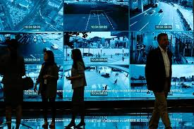 China's surveillance technology is terrifying – and on show in London