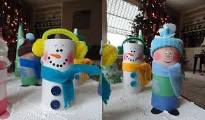 12 Christmas Toilet Paper Roll CraftsChristmas Crafts Made With Toilet Paper Rolls