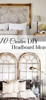 cool creative ideas for headboards 16