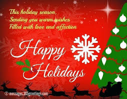 Holiday Greetings Quotes Awesome Happy Holidays Business Greetings Dnious